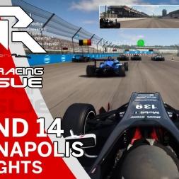 Nebula Formula C S3 - Round 14 Highlights