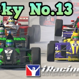 Stream footage - iRacing Star Mazda at Miami