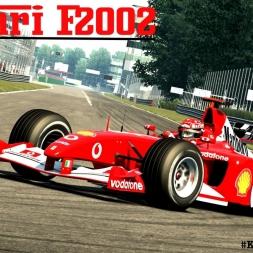 Assetto Corsa | Ferrari F2002 @ Monza