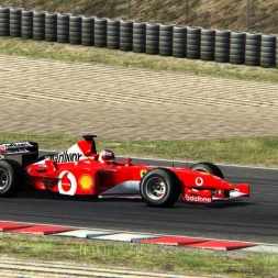 "Assetto Corsa: Rubens Barrichello Ferrari F2002 @ Barcelona GP - ""Boring Formula 1"""
