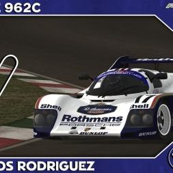 rfactor 2 - Porsche 962C - Hermanos Rodriguez