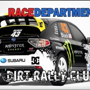 Race Department Dirt Rally Club | Subaru's Only | R4 Ken Block