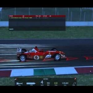 Assetto Corsa Mugello Scuderia Ferrari F2002 Michael Schumacher