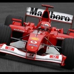 Assetto Corsa Ferrari F2002 - Imola