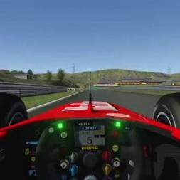 AC: Ferrari F2002 lap @ Hungaroring