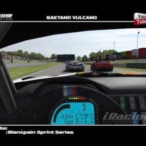 Iracing Gt3 Bmw Z4  Brands Hatch full race / P25 to P7