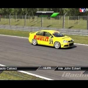 Grand Touring Cup 2016 Season 1 Week 3 Autodromo Nazionale Monza GP