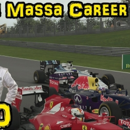 F1 2015 - Felipe Massa Career Mode - Ep 10: Hungary