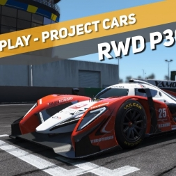 Let's Play | Project CARS | RWD P30 LMP1