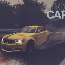 Project C.A.R.S. BMW 1M Coupe Nordschleife Rain