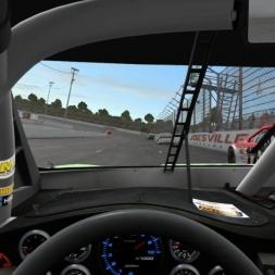 Edgar Stock Car 2015 @ Joseville Speedway Driver's View - rFactor 2 60FPS