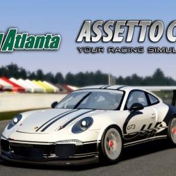 Assetto Corsa | Dorsch GT3 Cup @ Road Atlanta