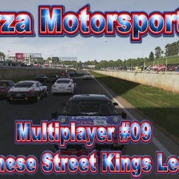 Forza Motorsport 6: Multiplayer #09 Japanese Street Kings League (1080p60fps)