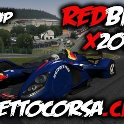 Assetto Corsa - RedBull x2010 - Spa
