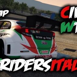Assetto Corsa - Civic WTCC - Laguna Seca