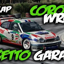 Assetto Corsa - Toyota Corolla WRC