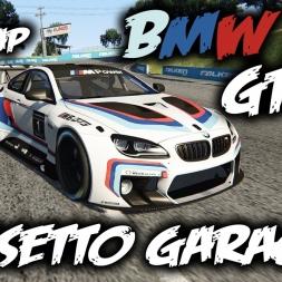 Assetto Corsa - BMW M6 GT3 - Mountpanorama