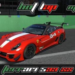 Assetto Corsa - Ferrari 599xx - Monza