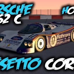 Assetto Corsa - Porsche 962 C - Nurburgring GP