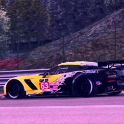 [Café Racing] The Spa 150 - Corvette C7R  |  Race Teaser