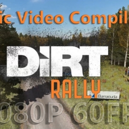 DiRT Rally Music Montage  My Blue Sky