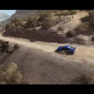 DiRT Rally - Fourketa Kourva Fastest Time (2000s)
