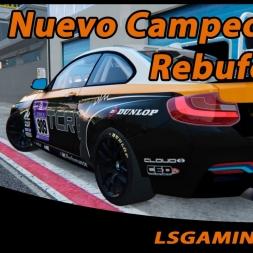 NUEVO CAMPEONATO REBUFO.NET!!! - #ForzaJBlanco