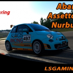 Assetto Corsa 4K - Abarth 500 Assetto Corse @ Nurburgring GP