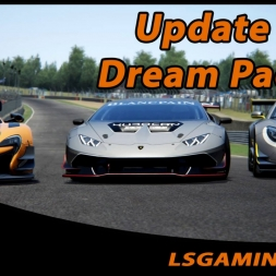Assetto Corsa 1.4 - Probando la update + Dream Pack #3