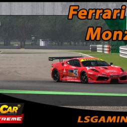 Game Stock Car Extreme - Ferrari F430 @ Monza GP