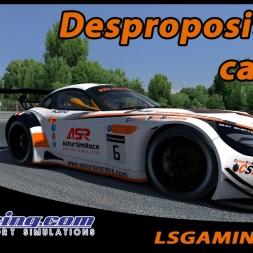 iRacing 16S1 W4 - Desproposito de carrera... - BMW Z4 GT3 @ Montreal