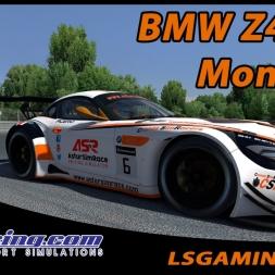 iRacing 16S1 W4 - Sufriendo con el BMW - BMW Z4 GT3 @ Montreal