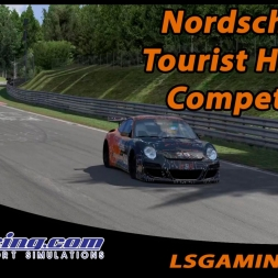 iRacing - RUF GT3 @ Nordschleife Tourist Hot Lap Competition