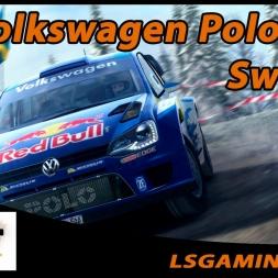 DIRT Rally ULTRA - Volkswagen Polo WRC @ Sweden