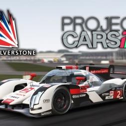 Project CARS | Audi R18 e-tron Quattro @ Silverstone Grand Prix