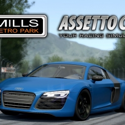 Assetto Corsa | Audi R8 V10 Plus @ Mills Metropark