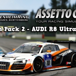 Assetto Corsa | Dream Pack 2 | Audi R8 Ultra 2014 @ Hockenheimring GP