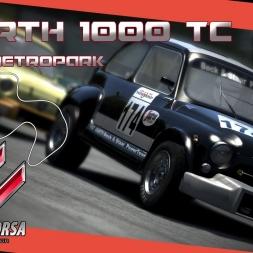 Mods: Abarth 1000TC + Mills Metropark Assetto Corsa