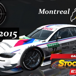Mods : DTM 2015 - Stock Car Extreme @Montreal