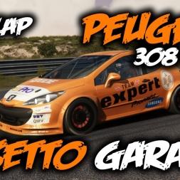 Assetto Corsa - Peugeot 308 stcc - Zandvoort