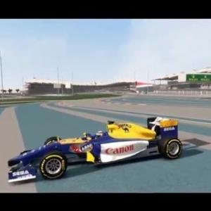 1993 WILLIAMS RENAULT SKIN | F1 2014 | Mod-Showcase [HD60]