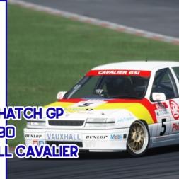 Vauxhall Cavalier '90 BTCC Brands Hatch Assetto Corsa