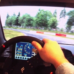 Assetto Corsa: Ferrari 458 Italia at Nordschleife