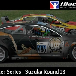 iRacing BSRTC Kia Winter Series 2016 - Round 13