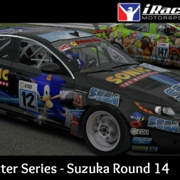 iRacing BSRTC Kia Winter Series 2016 - Round 14