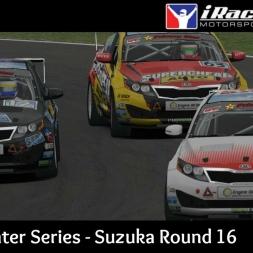 iRacing BSRTC Kia Winter Series 2016 - Round 16