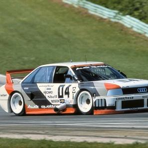 Project Cars | Audi 90 quattro IMSA GTO | Sonoma Raceway