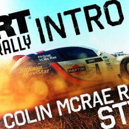 Dirt Rally intro (CMR 2.0 style) by Parazit