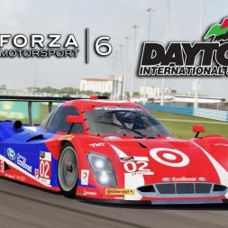 Forza 6 | Alpinestars Car Pack | 2015 Ford Riley DP @ Daytona 24h Layout