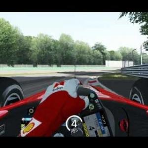 Assetto Corsa - Ferrari F2002 @ Monza ♦ 1:20.749